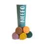 Jouets - Ailefo ressort couleurs, petit tube de carton - AILEFO