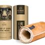 Carafes - WINE COOLER / TOTE / bottle holder / made of 100% natural sheepskin - KYWIE AMSTERDAM
