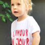 Ready-to-wear - T-shirt LOVE A DAY - ELISE CHALMIN