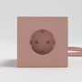 Decorative objects -  Decorative object Square 1 - USB - AVOLT