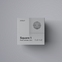 Office supplies - Square 1 - USB - AVOLT