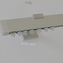 Rideaux / voilages - Flat 459 - Aura Curtain Track System - AURA