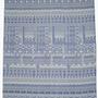 Throw blankets - Celestial Manta in Royal Alpaca - INNATA