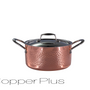Saucepans  - CopperPlus ™ - NUOVA H.S.S.C.