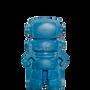 Objets déco - Objet déco Béton | Figurine robot | Béton coloré - JUNNY