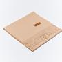 Scarves - Essential scarf in 100% baby alpaca natural - INNATA