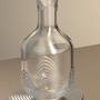 Verres - ALPHA- Carafe à Whisky - SHAZE LUXURY RETAIL PVT LTD