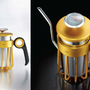 Cristallerie -  THE STEAMCATCHER - Bouilloire à col de cygne - SHAZE LUXURY RETAIL PVT LTD
