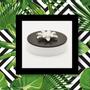 Coffret / boite - Boîte ronde décorative en bois- Coffret IWA - ANOQ