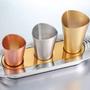 Objets personnalisables - Quantum : :Luxury Shot Glasses - SHAZE LUXURY RETAIL PVT LTD