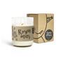 Candles - Scented candle ROSENMEER, 350ml - LOOOPS KERZEN