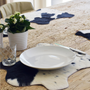 Decorative objects - Cow Placemat  - SKIN.LAND