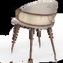 Chaises - Mudhif chair - ALMA de LUCE