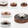 Coffret / boite - Coffret bois et céramique - boîte à Bijoux EPOK - ANOQ