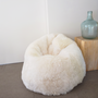 Decorative objects - Sheep Skin Bean Bag - SKIN.LAND