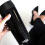 Prêt à porter - double walled stainless steel bottle WELL by WoodWay - WOOD WAY