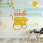 Children's bedrooms - 'ice-cream land' - HAPPY FOLKS PROJECT