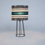 Table lamps - TABLE LAMP, PORTABLE SOLAR LAMP, INDOOR & OUTDOOR - ALMADIE