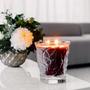 Candles - ÉPINES, CRYSTAL SCENTED CANDLE - LALIQUE VOYAGE DE PARFUMEUR