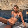 Ready-to-wear - Moonlight Triangle Bikini  - BLEU DE VOUS