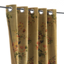 Curtains and window coverings - BANGALORE Curtain 135 x 280 cm - INDIAN SONG