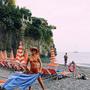 Prêt-à-porter - Bikini Palombaggia Amber - BLEU DE VOUS