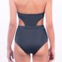 Apparel - Black Olympe One Piece Swimsuit - BLEU DE VOUS