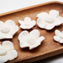 Scent diffusers - Diffuser trays with ceramic flowers - ANOQ