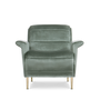 Loungechairs for hospitalities & contracts - Bardot | Armchair - ESSENTIAL HOME