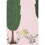 Papiers peints - Fond d'écran Tranquillité Blossom Pink - SHWETA MISTRY