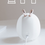 Other smart objects - LED DEER AND RABBIT LAMP IN SOFT SILICONE - KELYS