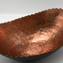 Decorative objects - Decorative bowl with bark edge - MAISON ZOE