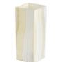 Table lamps - Pillar alabaster lamp - MAISON ZOE
