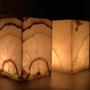 Objets de décoration - Bougeoirs Zana - MAISON ZOE