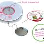 Jeux - Cambox Série Cuisine - A partir de 8 ans - LE CAMELEON DINE