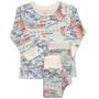 Accessoires enfants - Pyjama - Carte d'Ecolier - 1 pièce et 2 pièces - CHANGE MA COUCHE