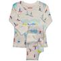 Mode enfantine - Pyjama Ski - 1 pièce ou 2 pièces - CHANGE MA COUCHE