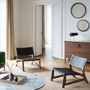 Office seating - Odhin Chair  - WEWOOD - PORTUGUESE JOINERY