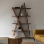 Bookshelves - XI bookshelf - WEWOOD - PORTUGUESE JOINERY