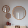 Mirrors - Luna mirrors - WEWOOD - PORTUGUESE JOINERY
