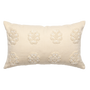 Fabric cushions - FRIDA PILLOW, Sand - COUTUME