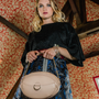 Bags / totes - Leather handbag, bag PALOMA - .KATE LEE