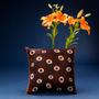 Fabric cushions - EYE silk cushion - MY FRIEND PACO