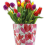 Gifts - Ice bucket and folding vase origami LOVE - ICEPAC FLOWERPAC