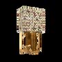 Boite de rangement - Pixel Anodisé Gold Pieds Armoire - BOCA DO LOBO