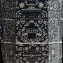 Carafes - Tattoo Ice Bucket and Foldable Origami Vase - ICEPAC FLOWERPAC