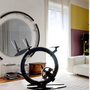 Design objects - Ciclotte exercise-bike in carbon fibre - CICLOTTE