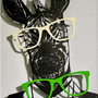 Decorative objects - ZEBRE Removable Glassles - LP DESIGN