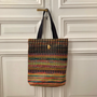 Bags / totes - Haute couture tweed bag - EVESOME