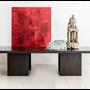Tables - DINING TABLE MARBELLA - AALTO EXCLUSIVE DESIGN